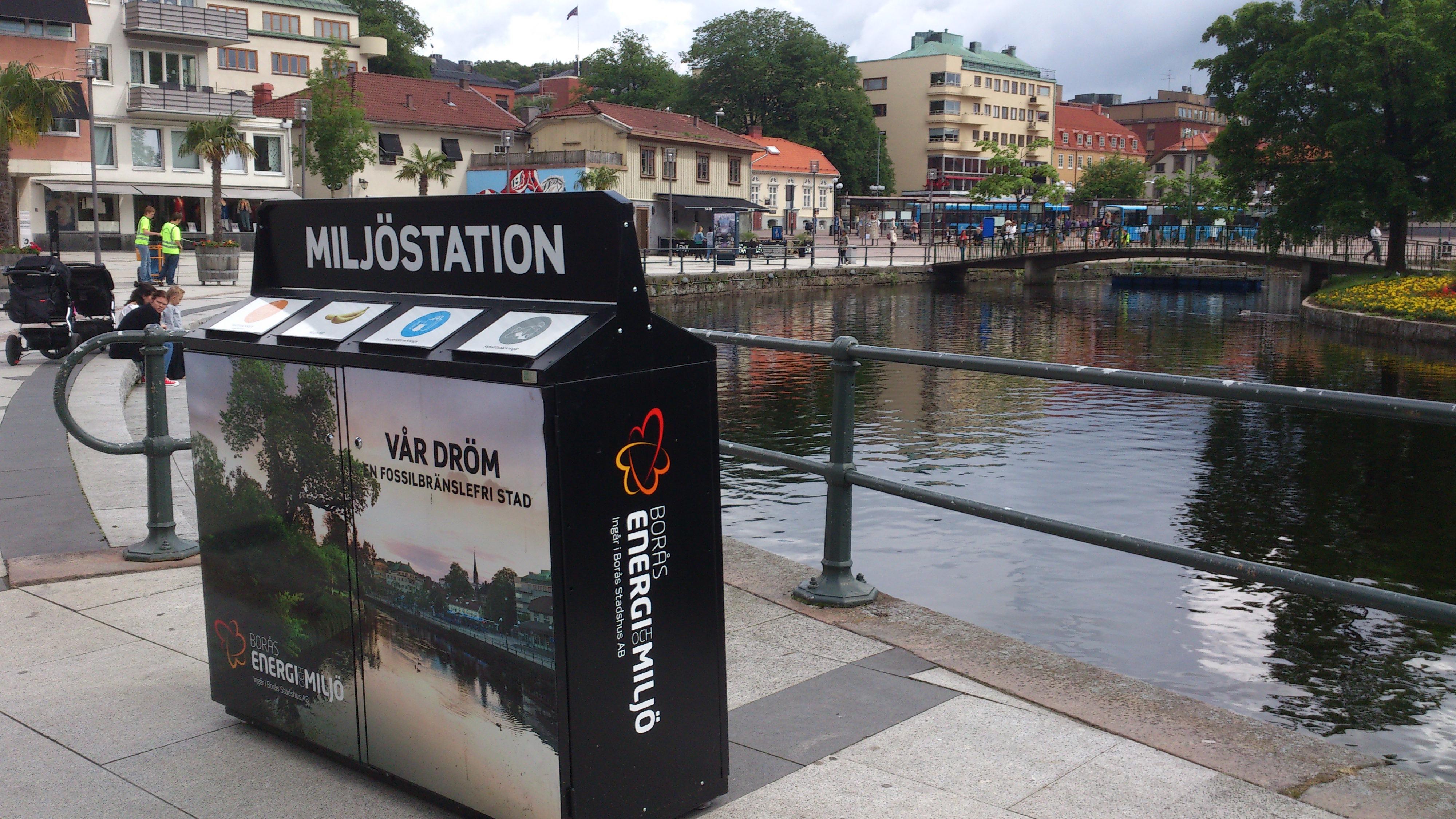 Miljöstation i Borås