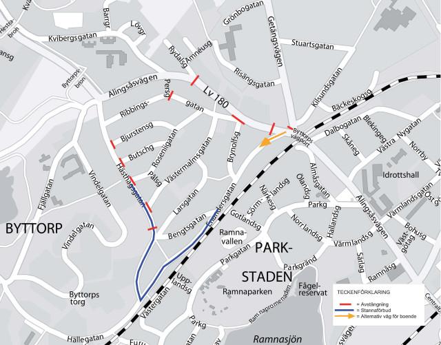 Byttorp trafikomläggning utan Symfonig grå REVIDERAD 140821